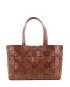 Pane Shopper Woven Bag Horizontal Wild-1