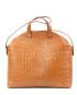 Torba-Madura Handbag Croco Honey SS2