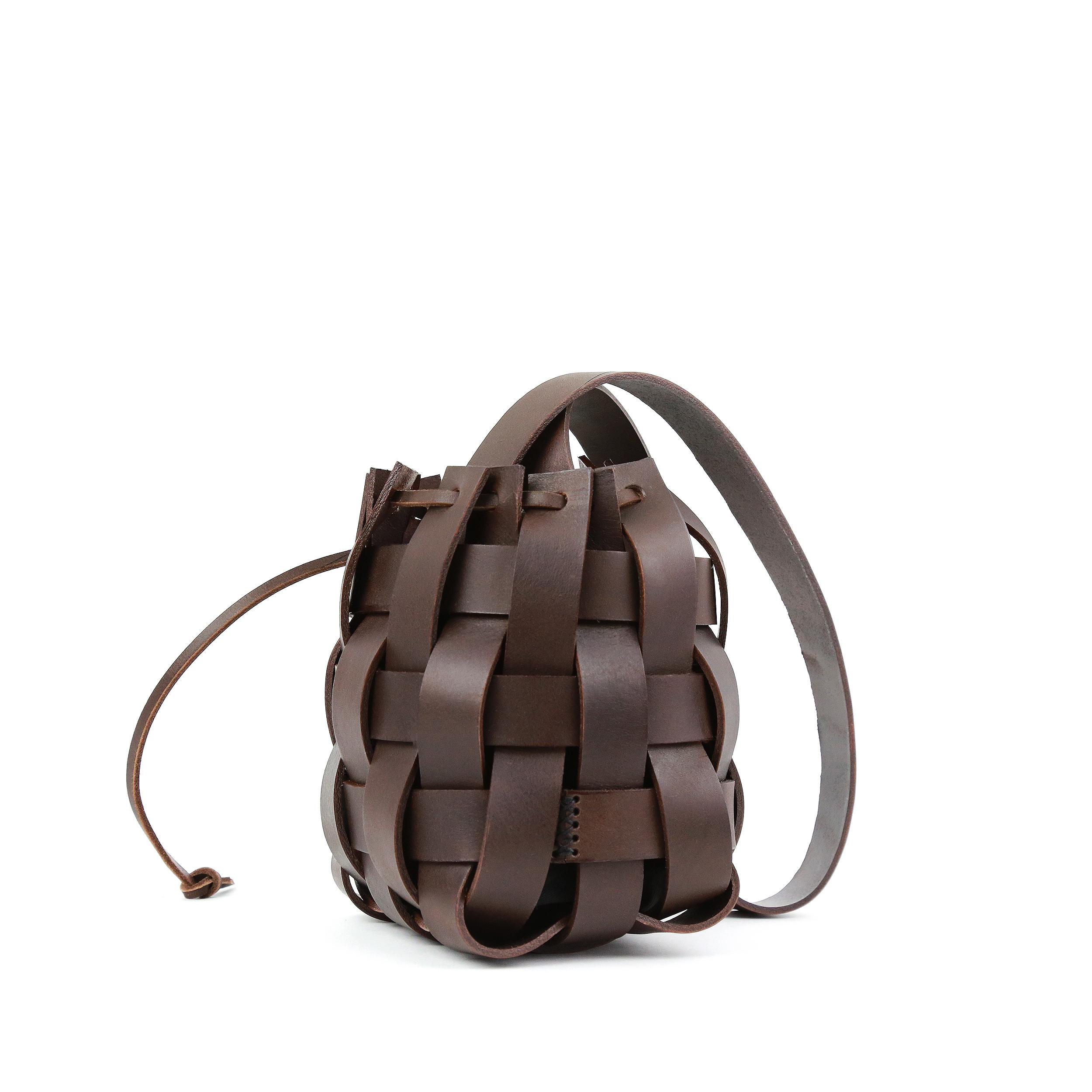 PANE Basket Dark Brown-1