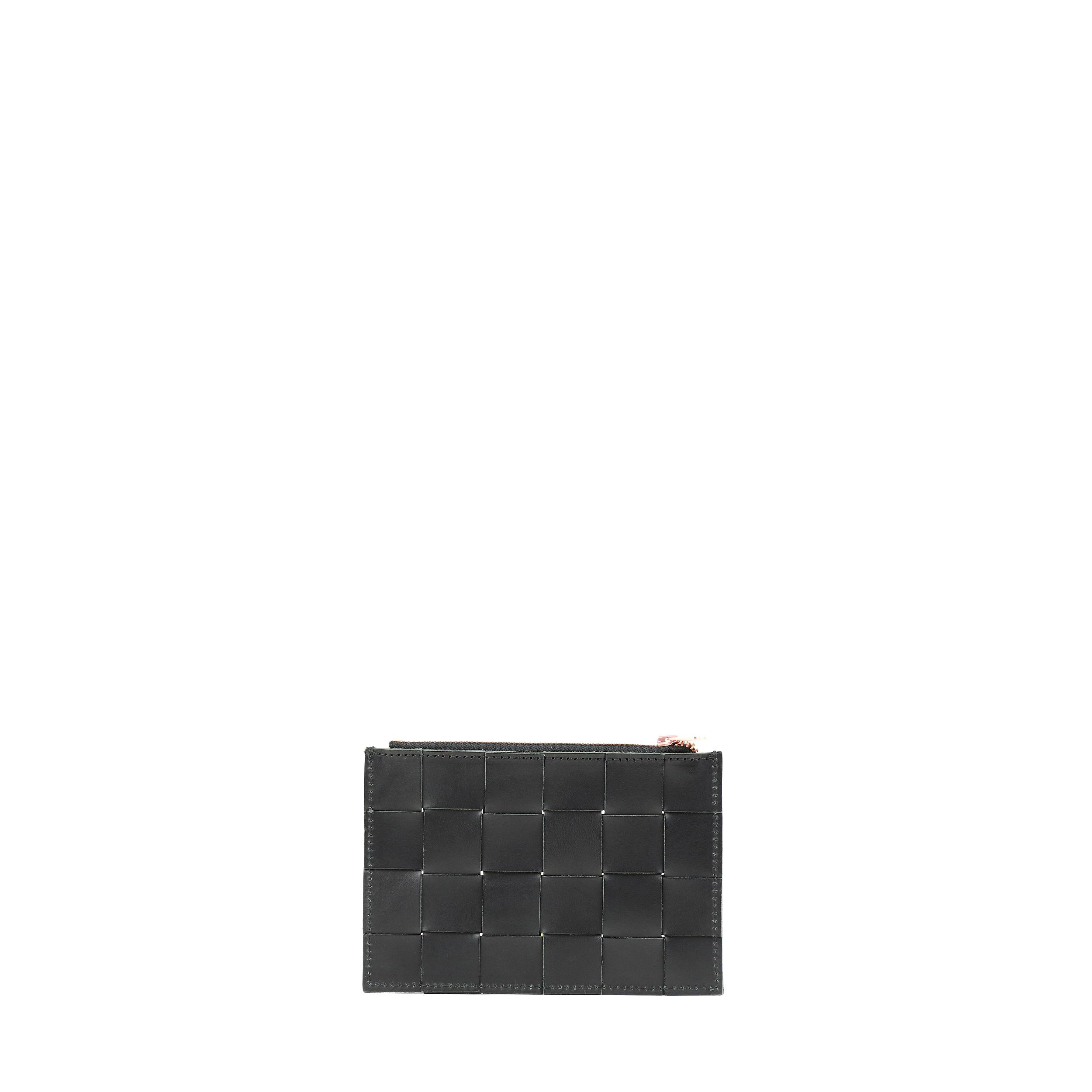 Saszetka no logo Black
