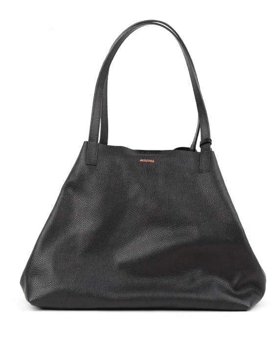 Shopper Black Grained Prototyp-1