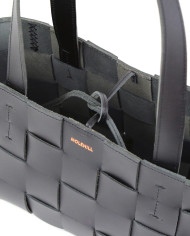 Torba-Pane Small Woven Shopper Bag Horizontal-3