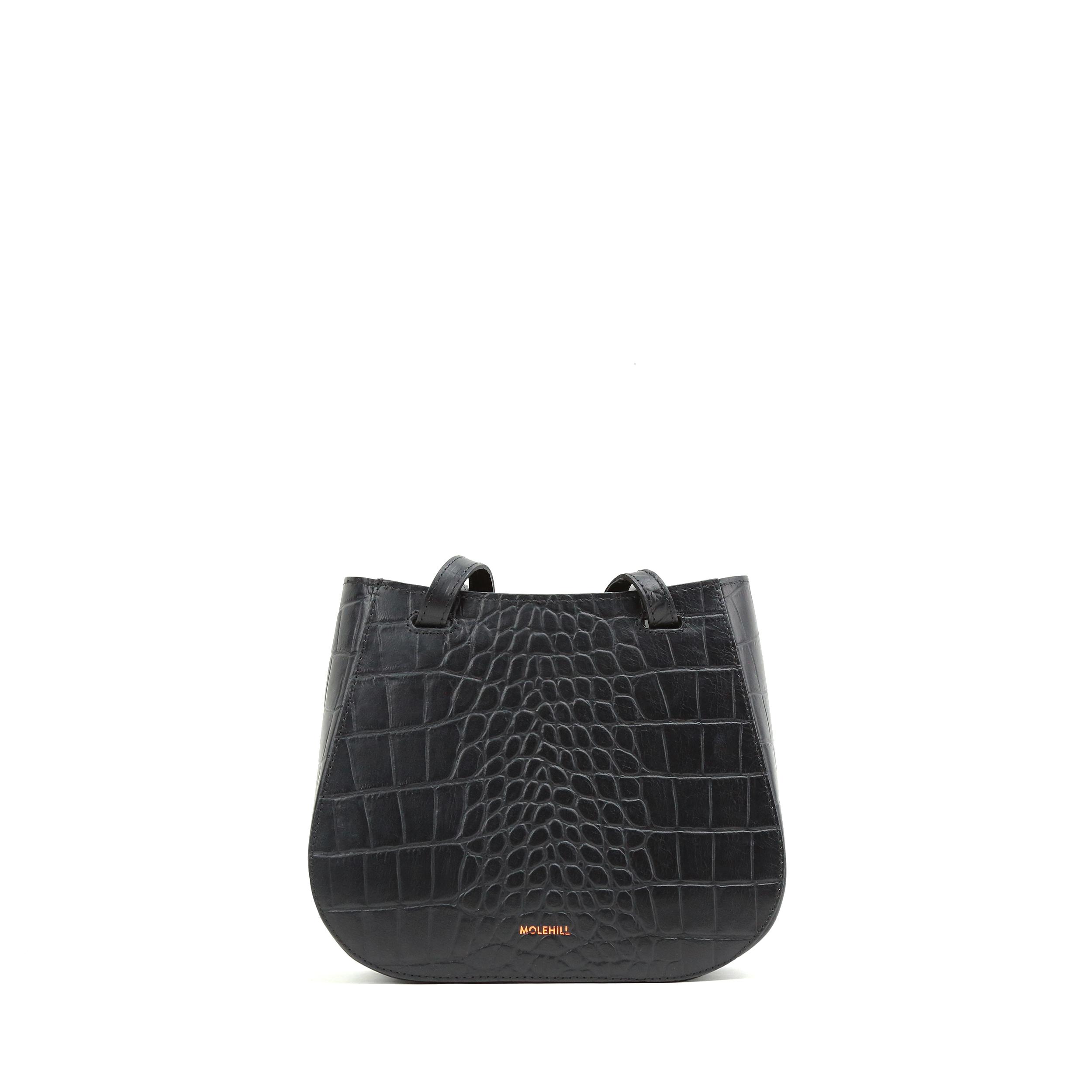 LESA Small Croco Black Special Edit-1