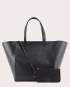 Torba ESTE Large Zip Weekender Bag Black 2