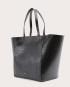 Torba ESTE Large Zip Weekender Bag Croco Black 3