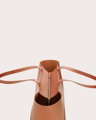 Torba ESTE Large Zip Weekender Bag Tan 4