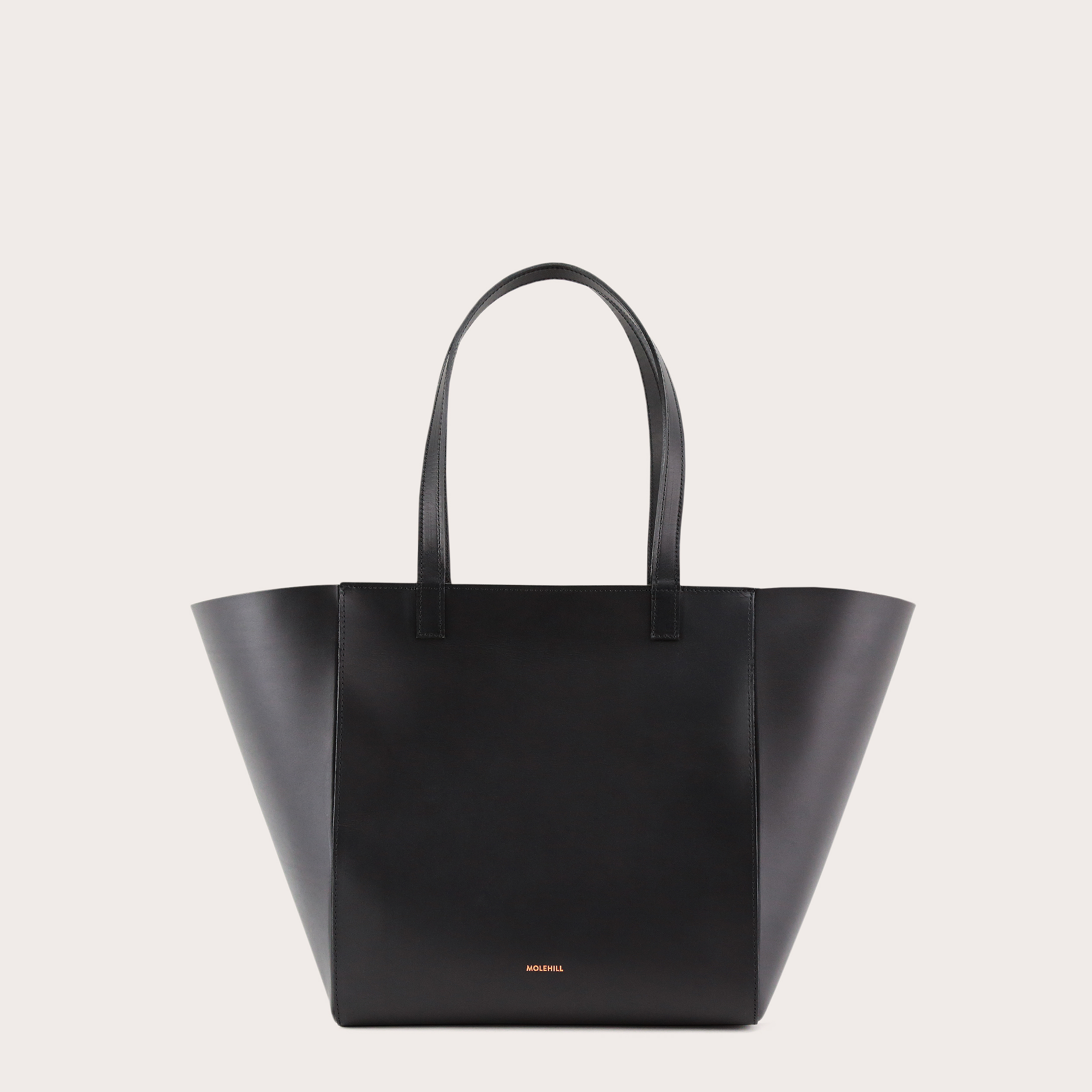 Torba ESTE Medium Zip Shopper Bag Black 1