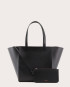 Torba ESTE Medium Zip Shopper Bag Black 2