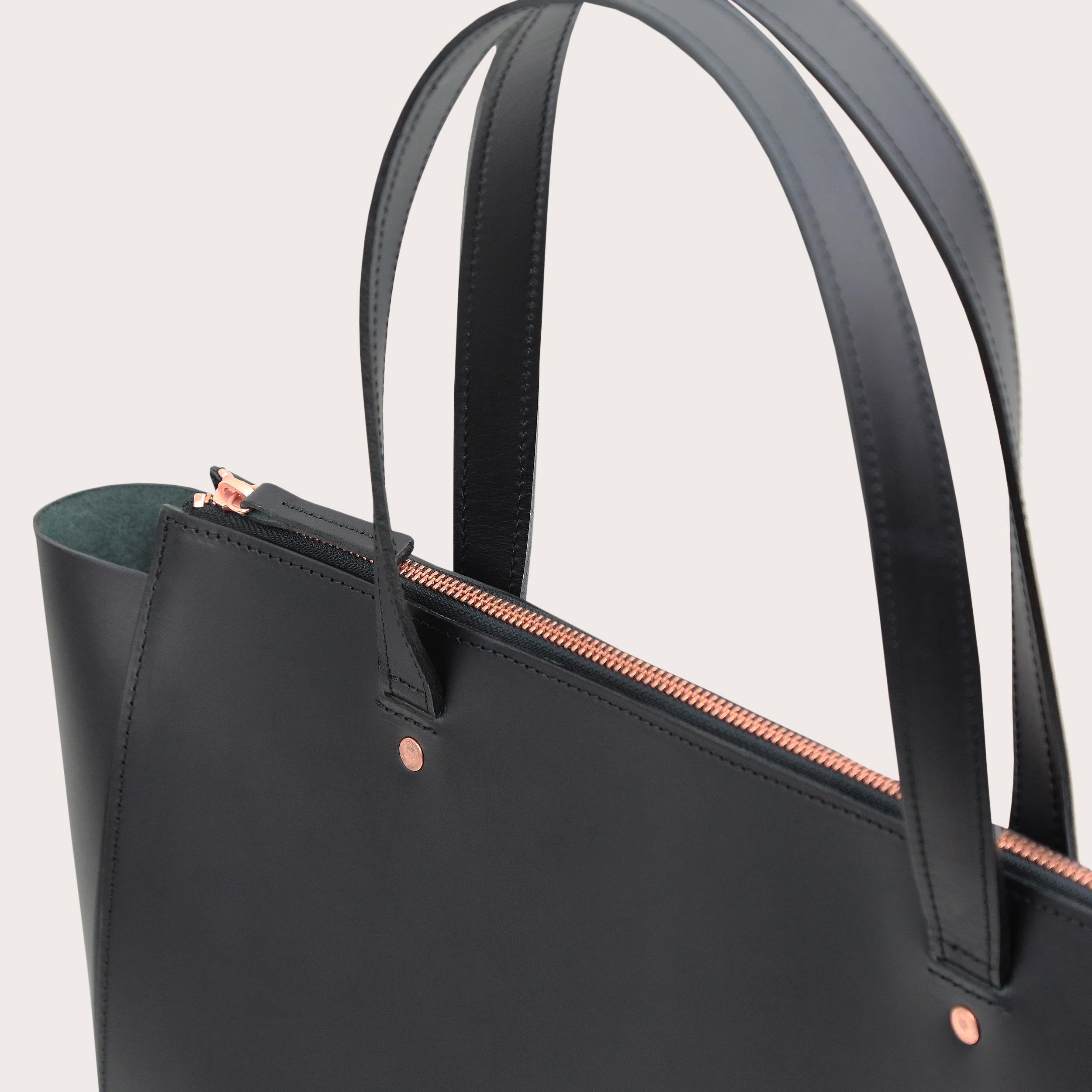 Torba SUR Large Zip Weekender Bag Black 3