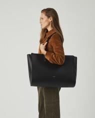 Torba SUR Large Zip Weekender Bag Black 4