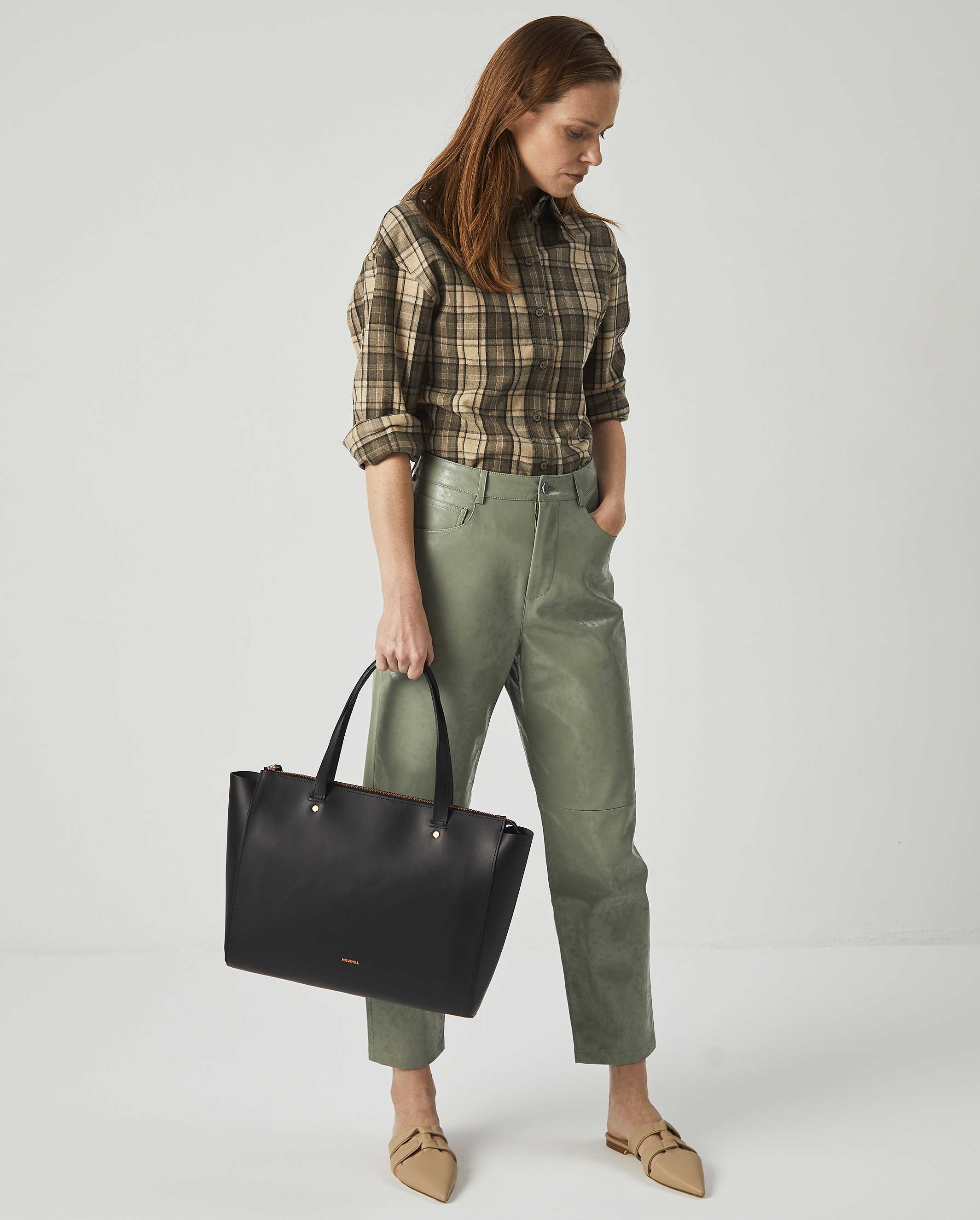 Torba SUR Medium Everyday Bag Black 5