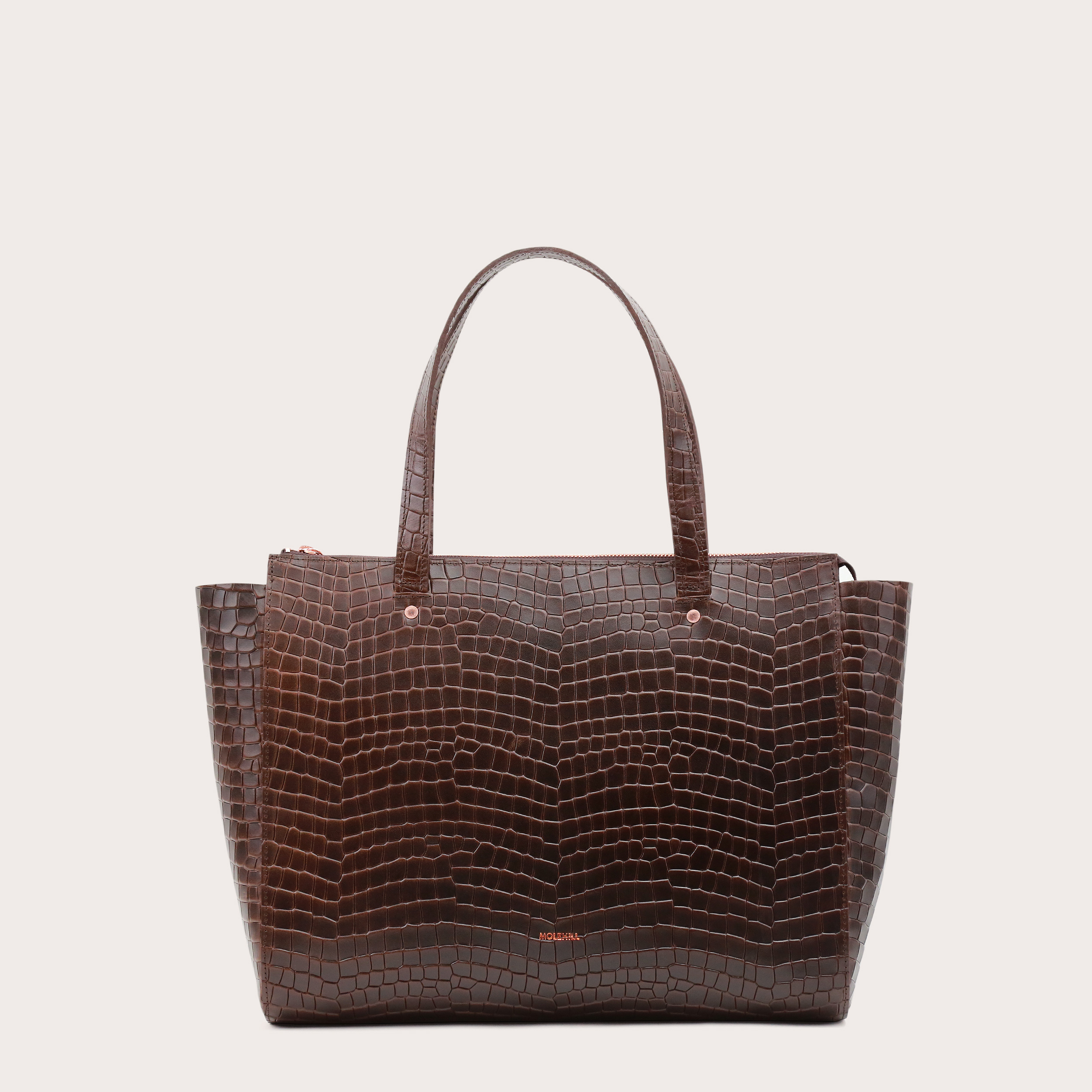 Torba SUR Medium Everyday Bag Croco 1