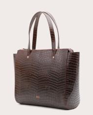Torba SUR Medium Everyday Bag Croco 2