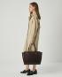 Torba SUR Medium Everyday Bag Croco 5