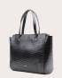 Torba SUR Medium Everyday Bag Croco Black 2