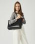 Torba SUR Medium Everyday Bag Croco Black 4