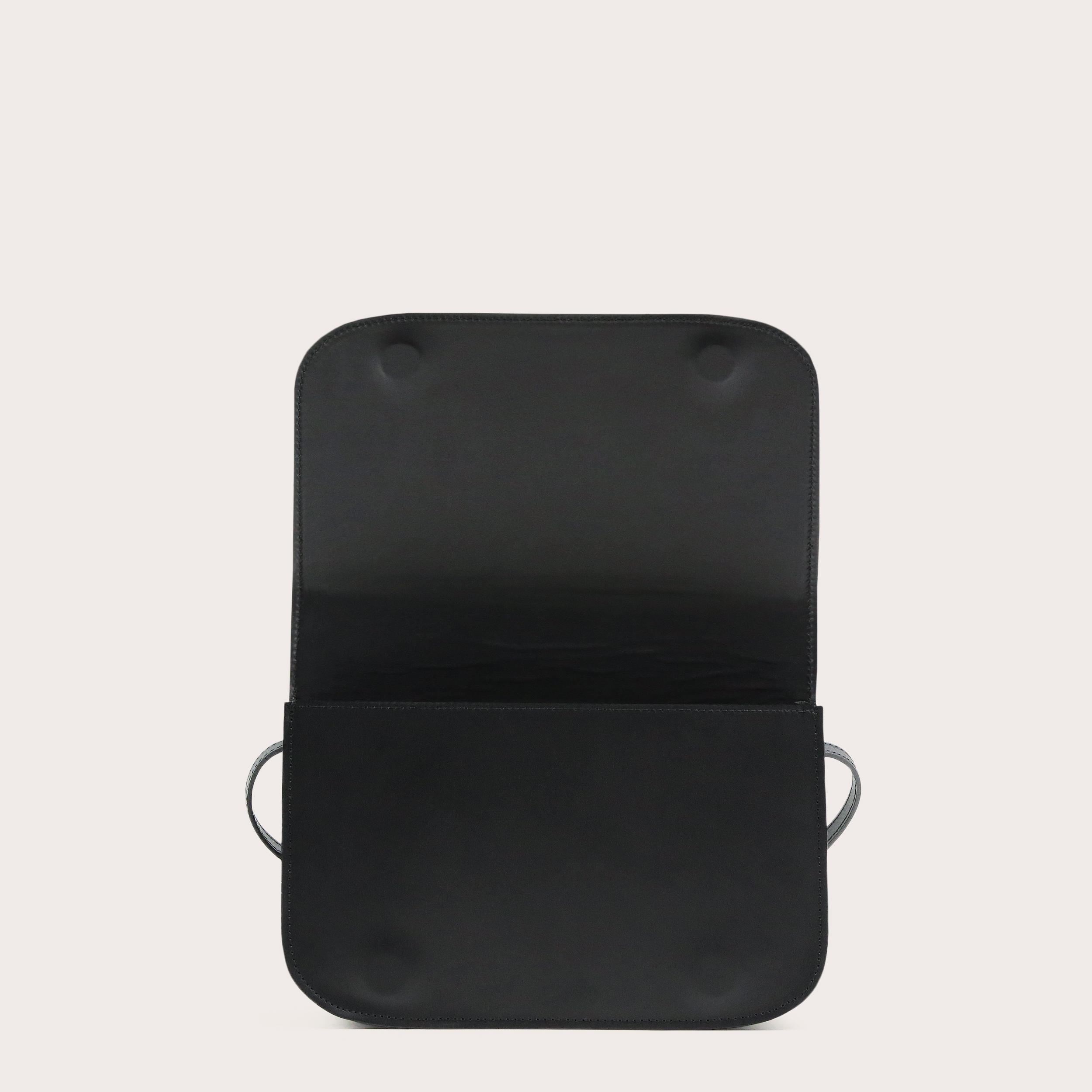 Torebka NORTE Crossbody Bag Black 4
