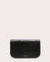 Torebka NORTE Crossbody Bag Croco Black 1