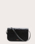 Torebka NORTE Crossbody Bag Croco Black 2