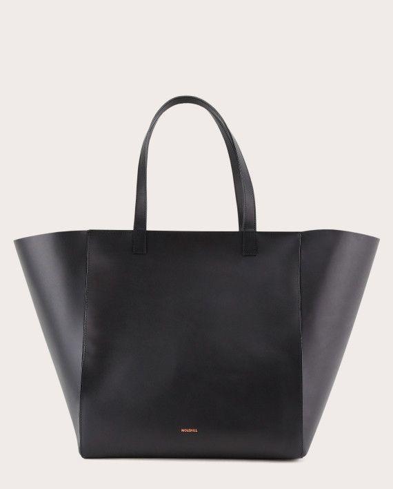 Torba ESTE Large Zip Weekender Bag Black 1