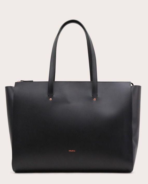 Torba SUR Large Zip Weekender Bag Black 1