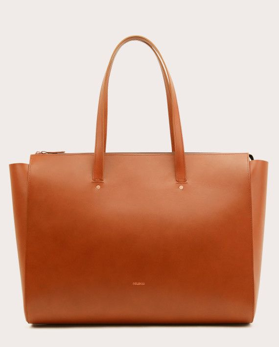 Torba SUR Large Zip Weekender Bag Tan 1
