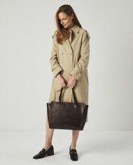 Torba SUR Medium Everyday Bag Croco 6