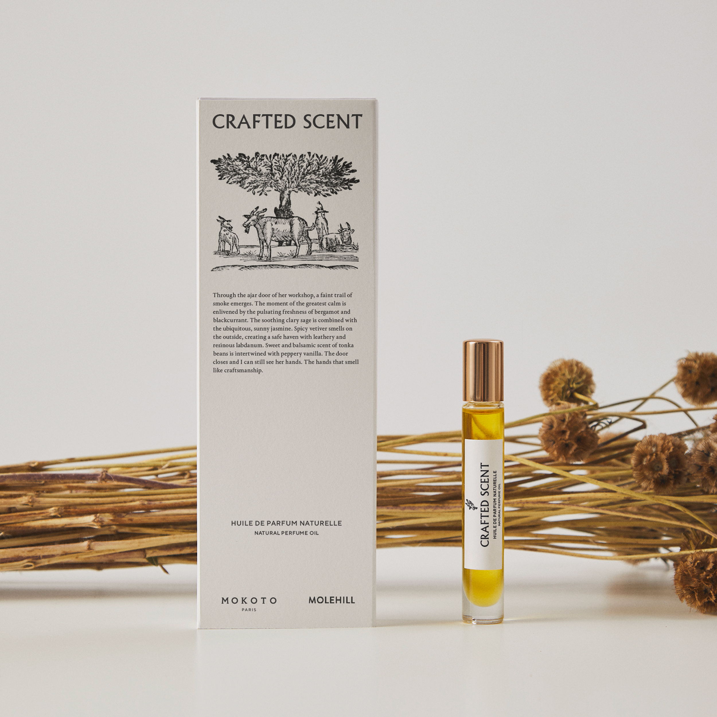 Crafted Scent Molehill 10ml