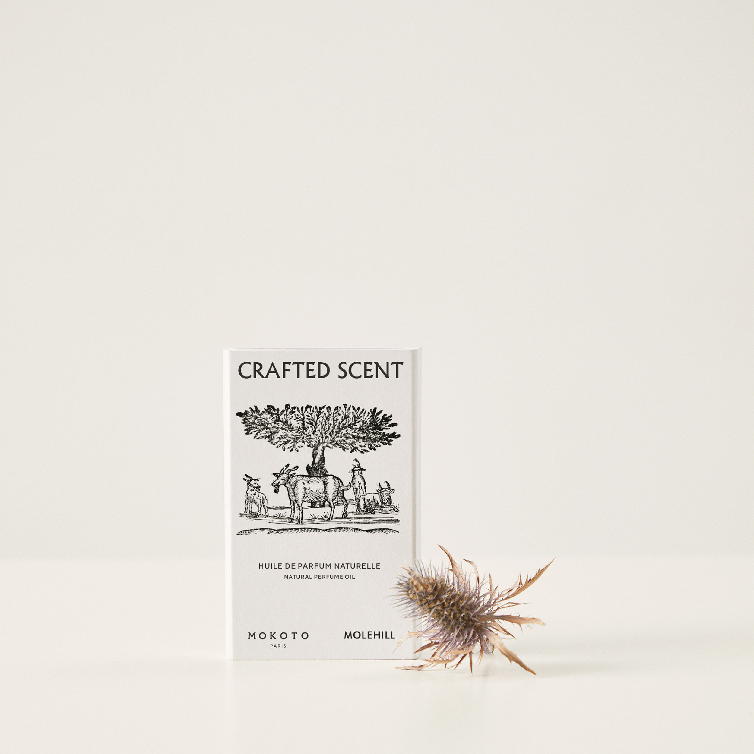 Crafted Scent Molehill 3ml