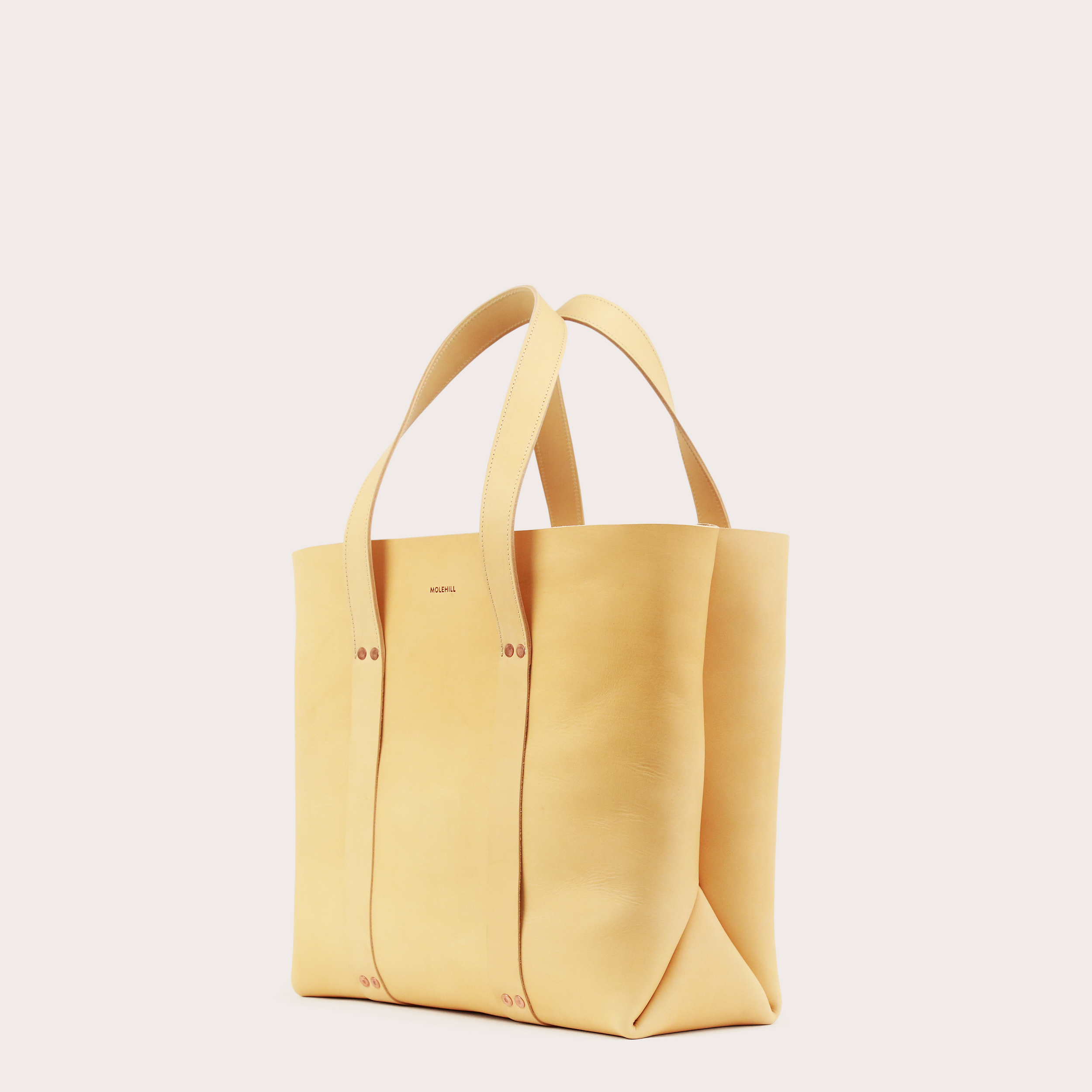 KRAFLA Shopper Natural-2
