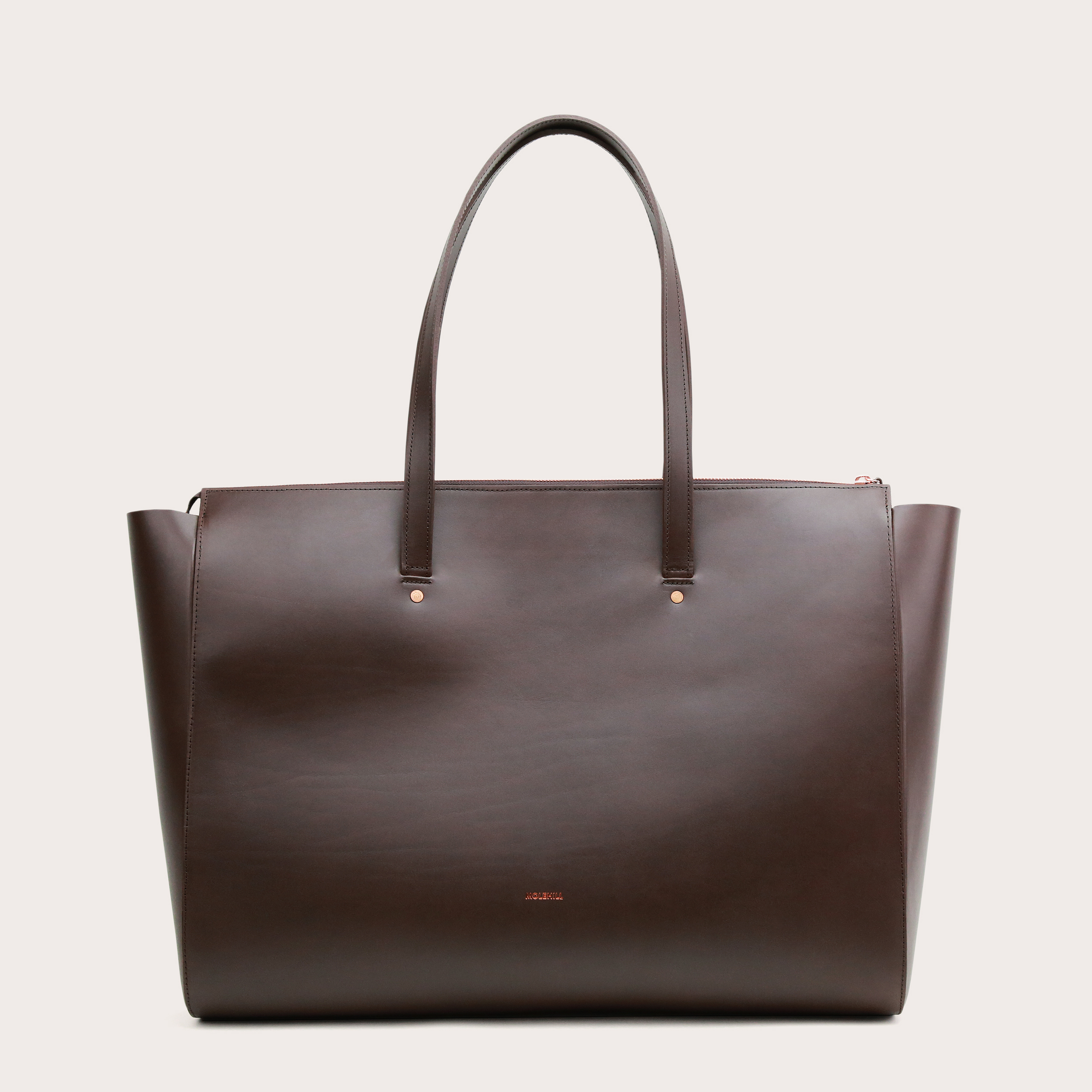 SUR Large Weekender Bag Dark Chocolate-1