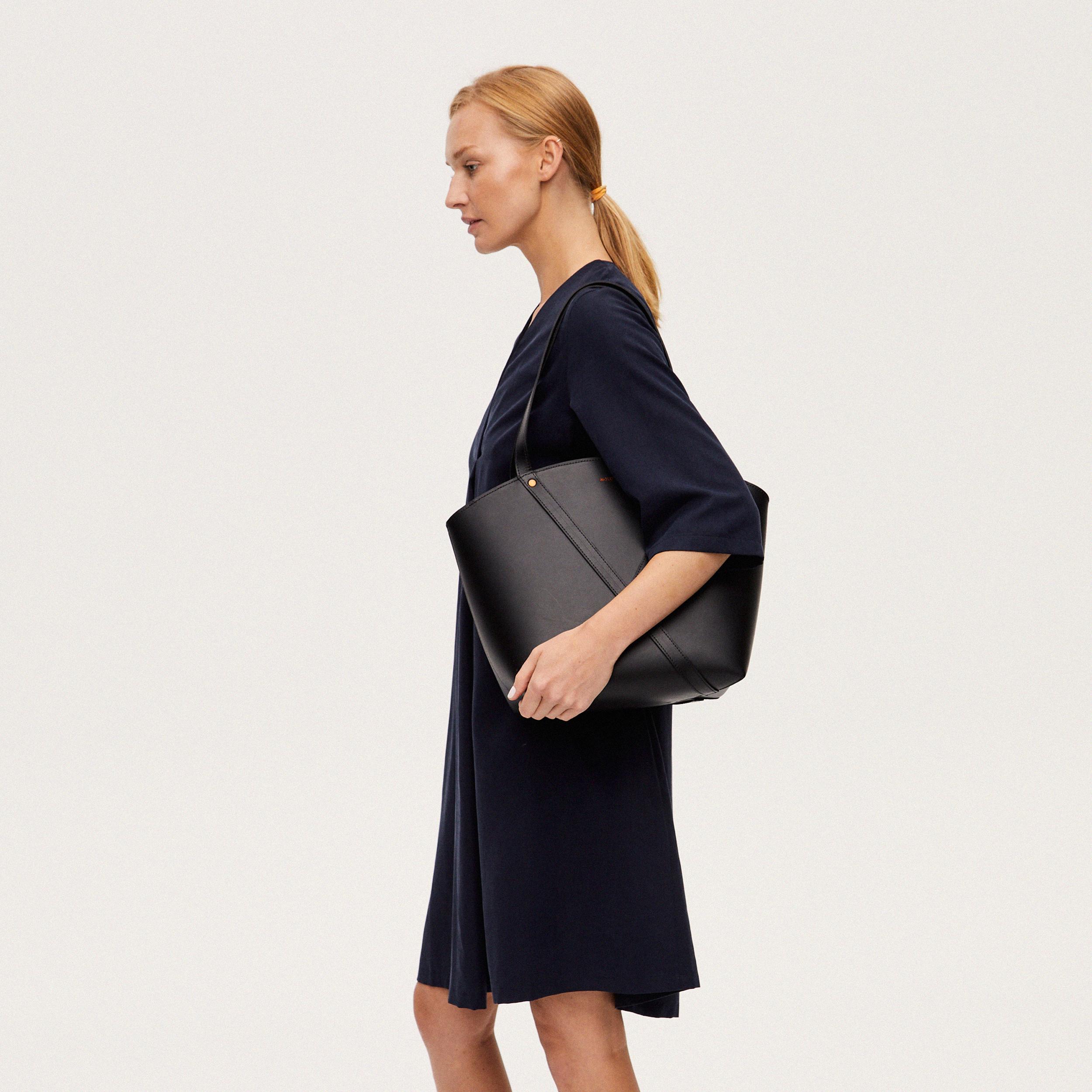 BONDIA Shopper Bag Black-look-2