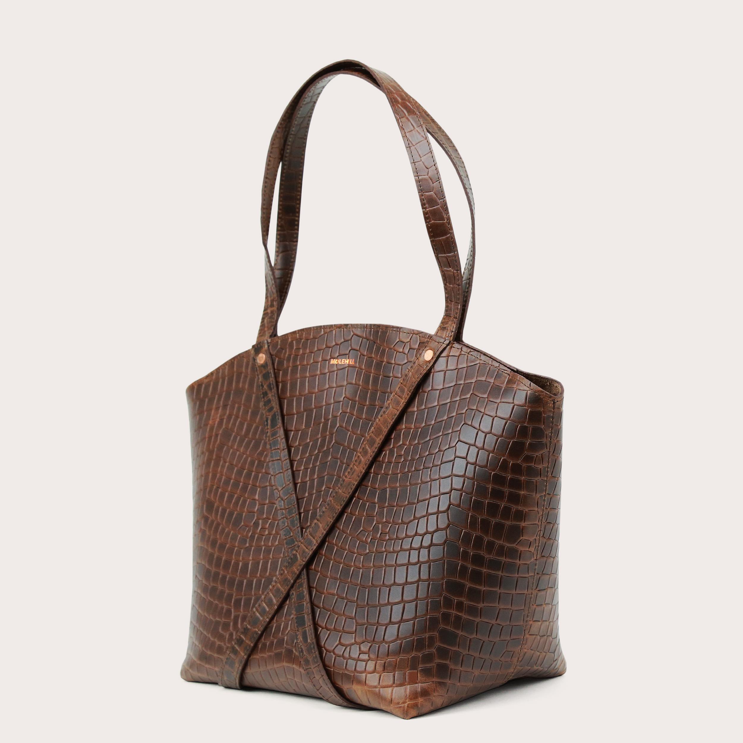 BONDIA Shopper Bag Croco-3