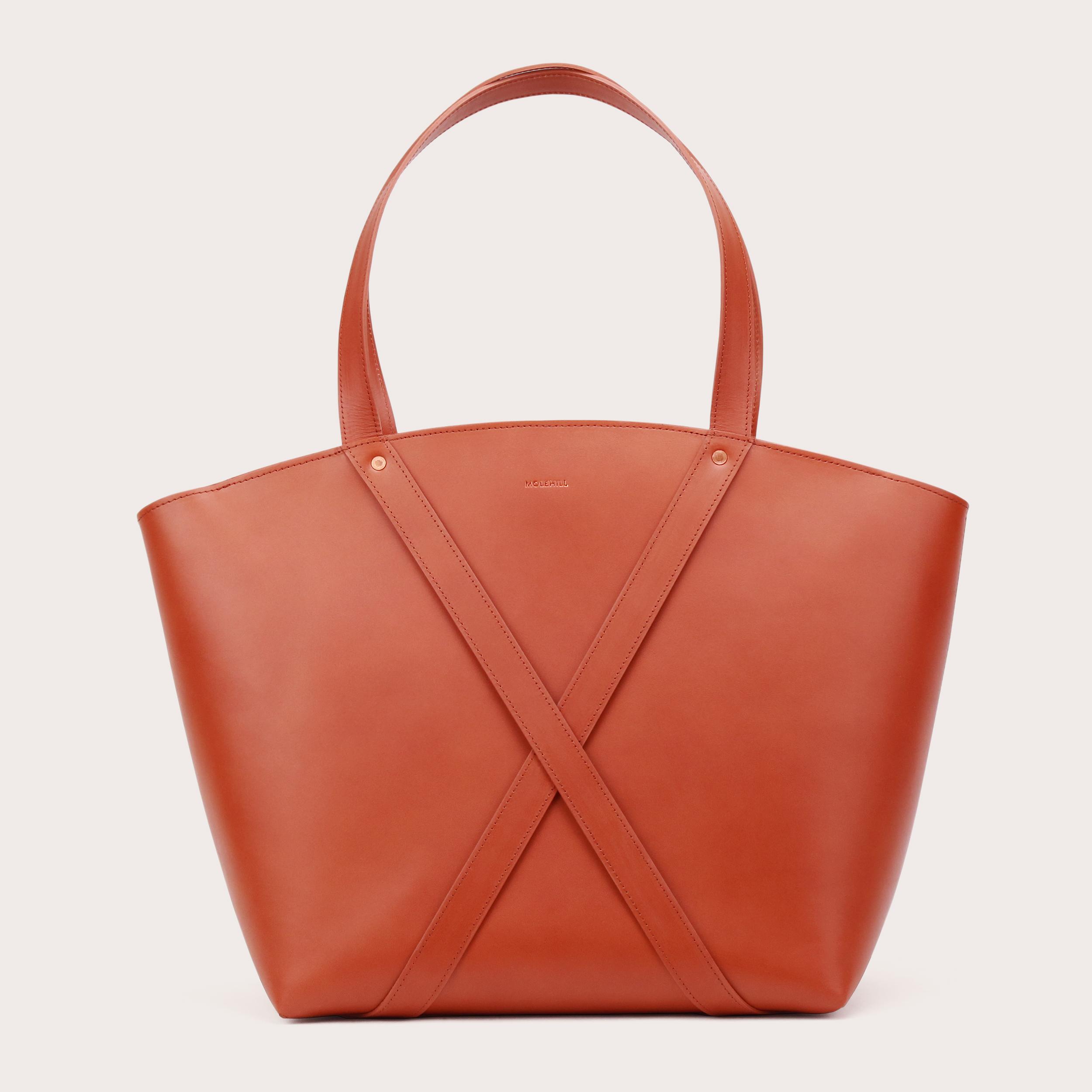 BONDIA Weekender Bag Cognac-1