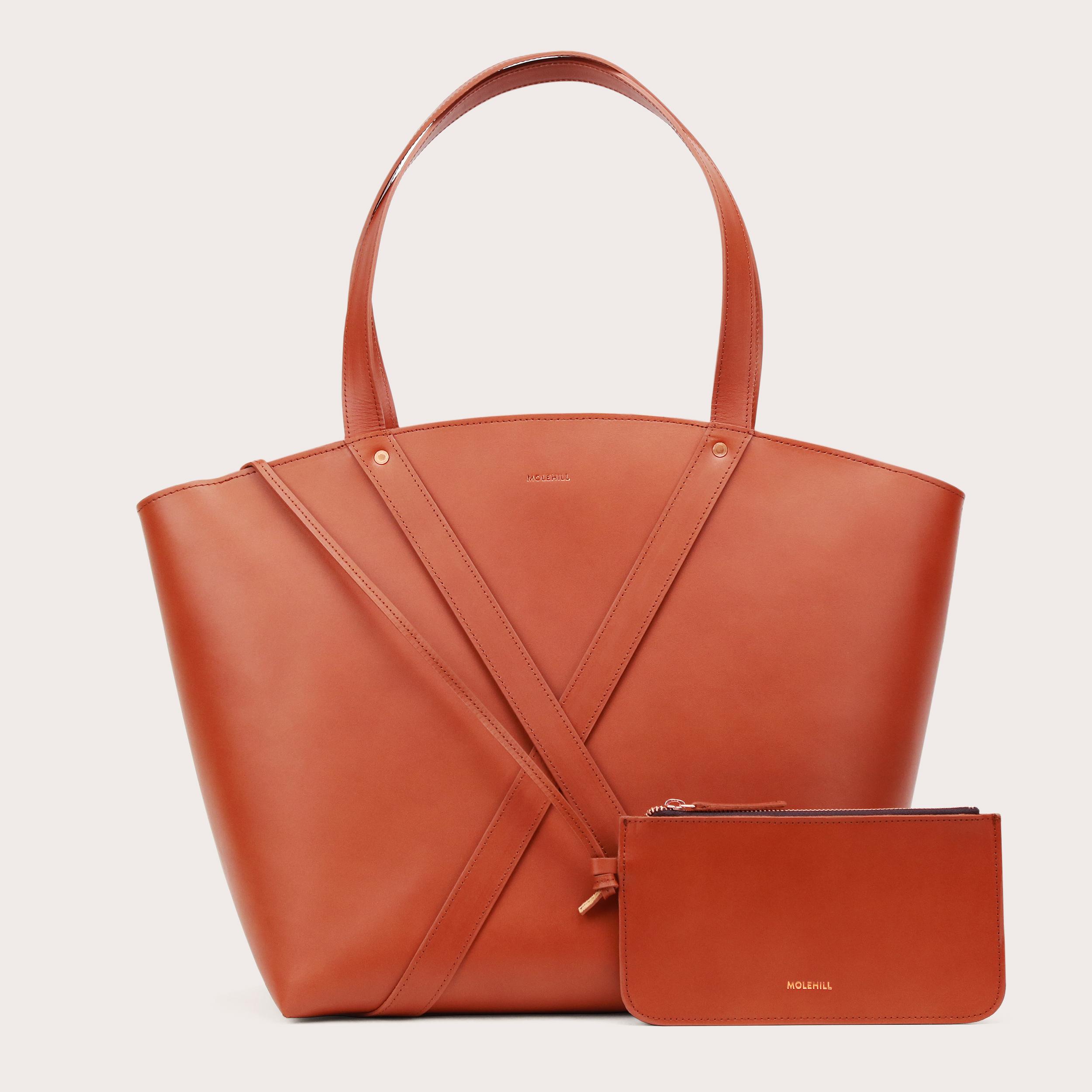 BONDIA Weekender Bag Cognac-2