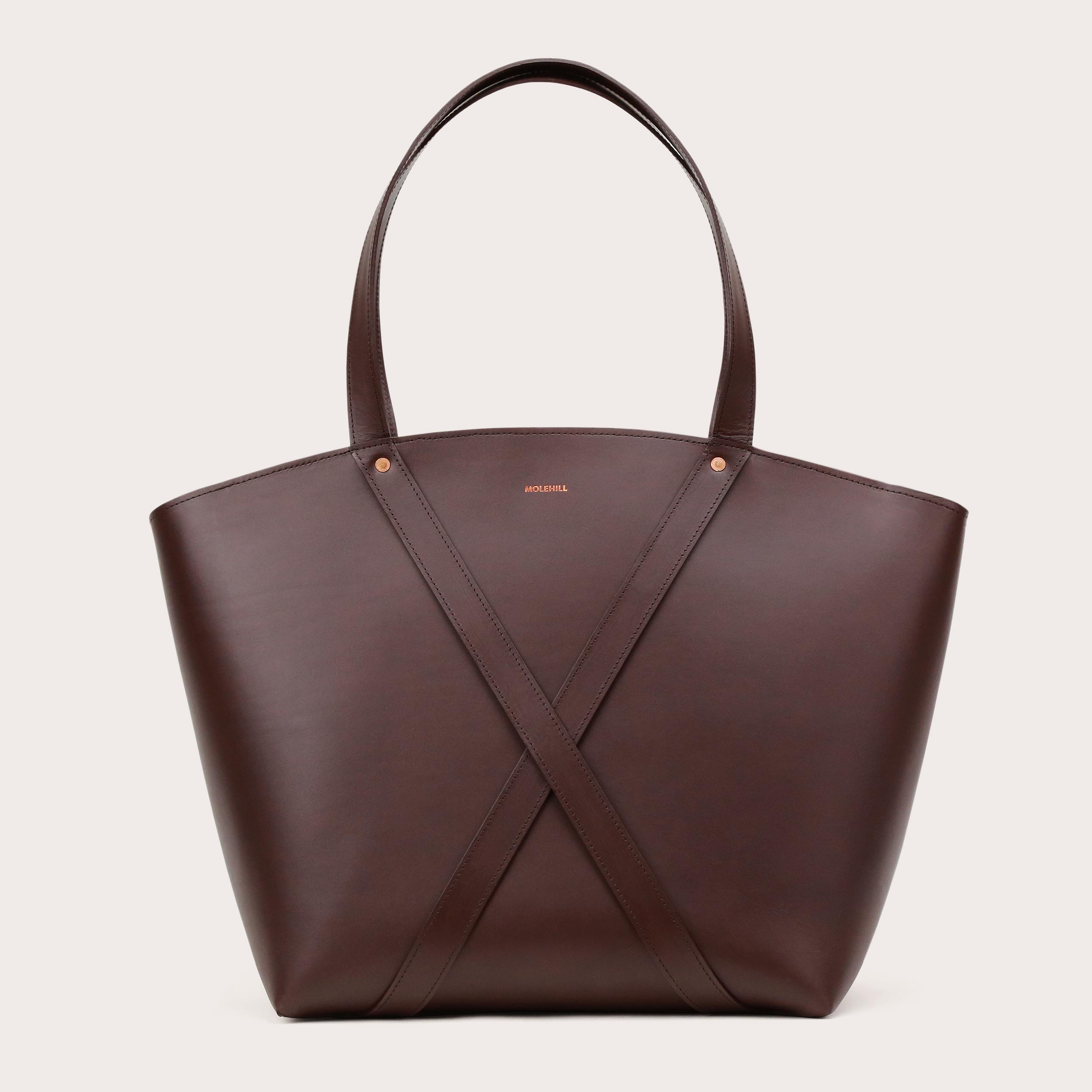 BONDIA Weekender Bag Dark Chocolate-1