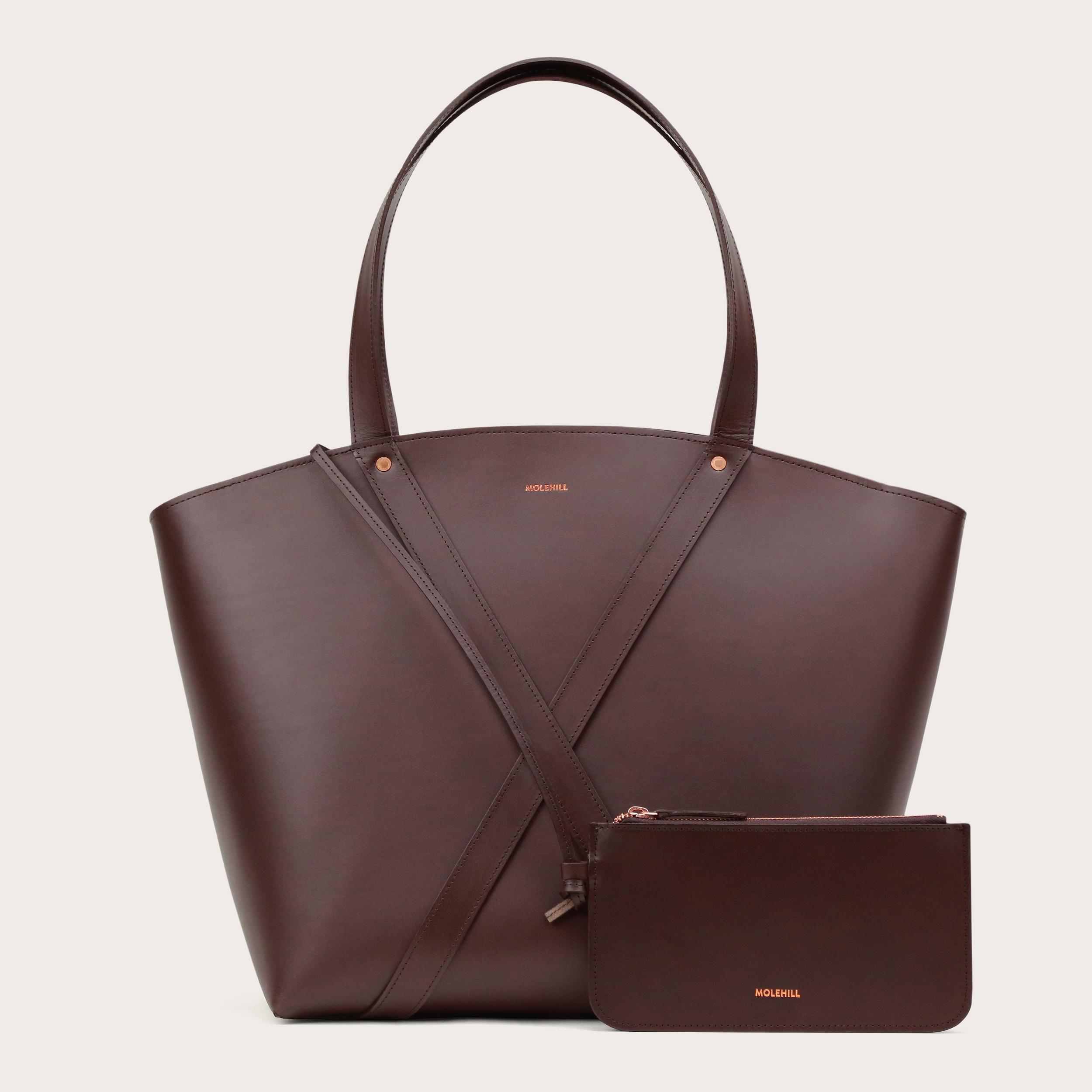 BONDIA Weekender Bag Dark Chocolate-2