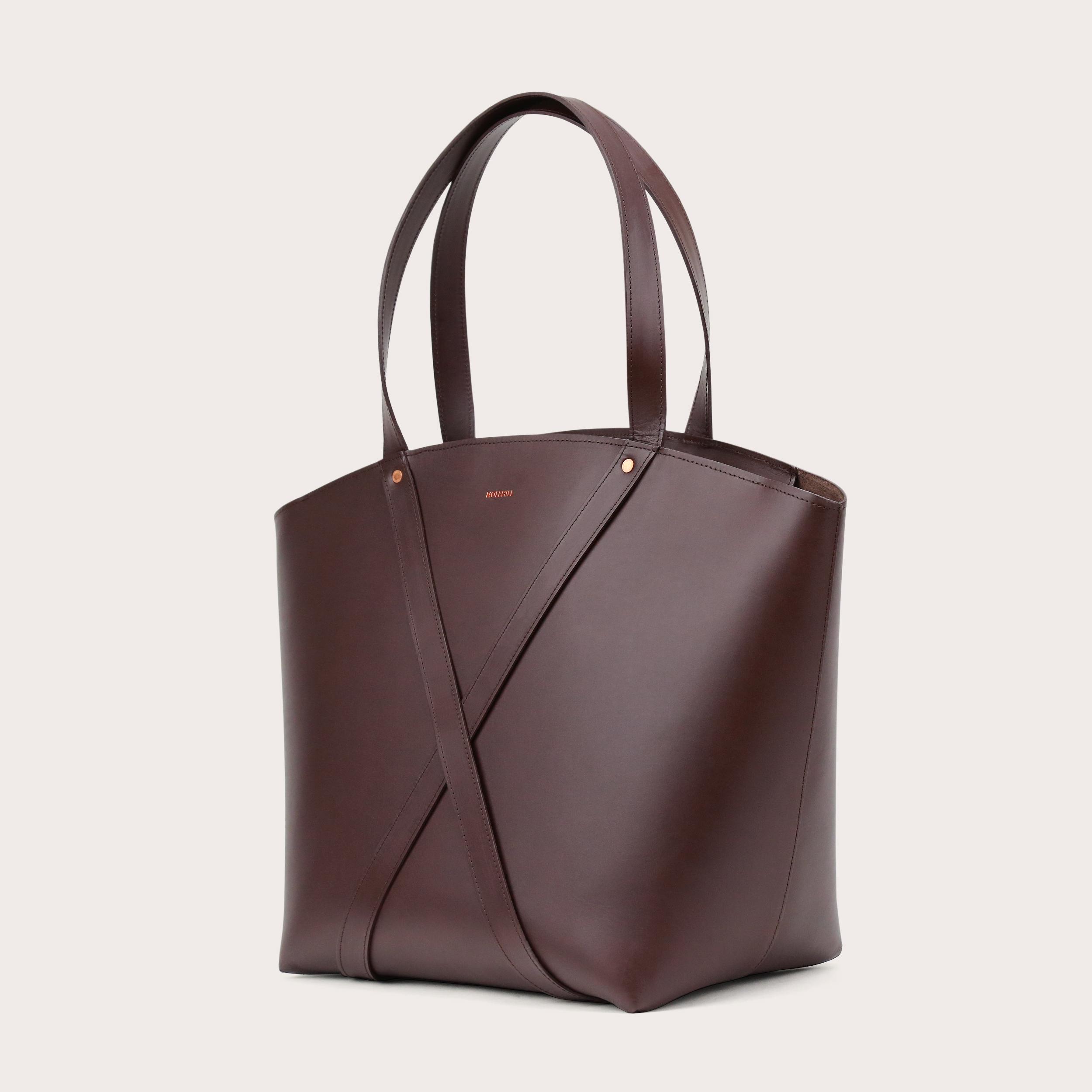 BONDIA Weekender Bag Dark Chocolate-3