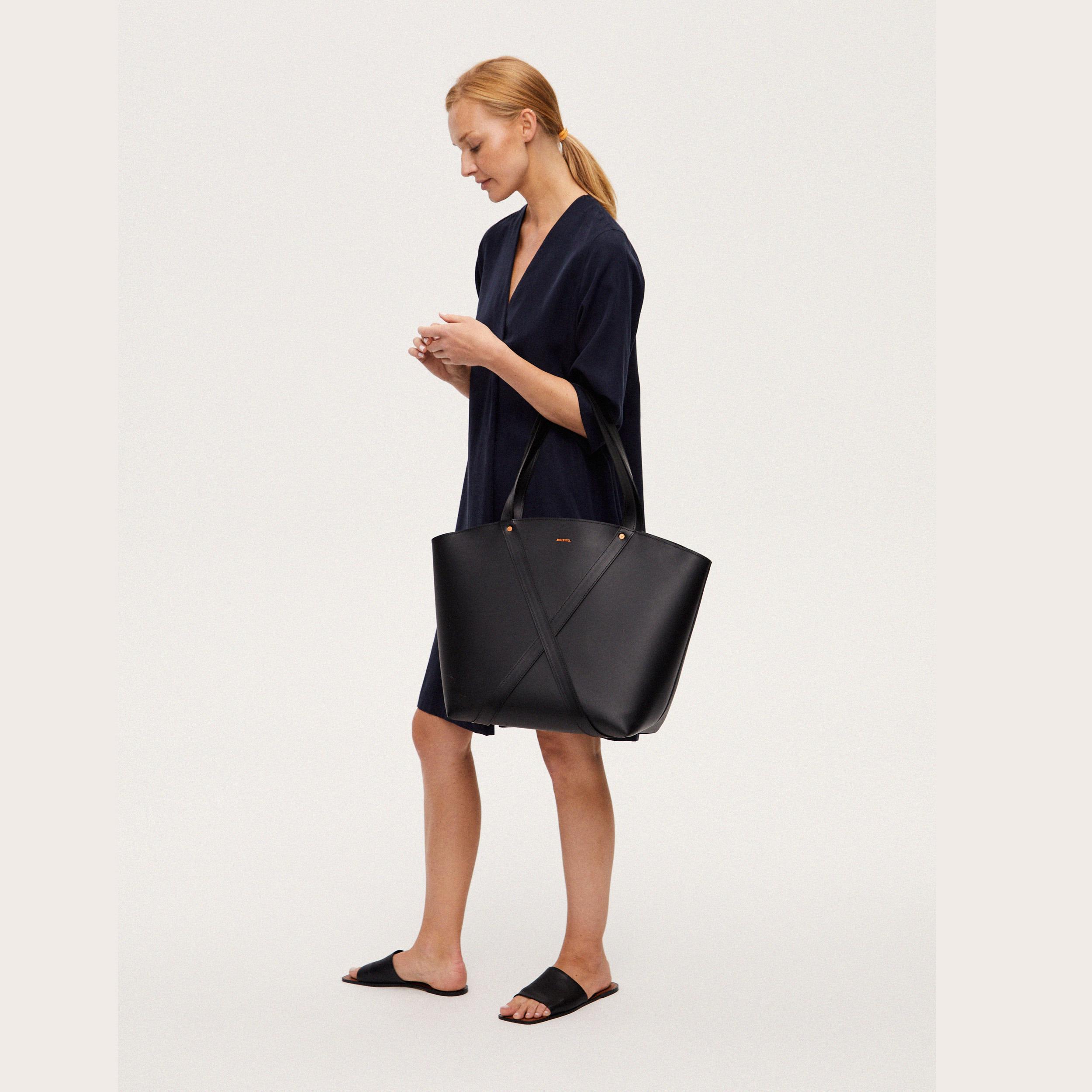Torba BONDIA Weekender Bag Black-1