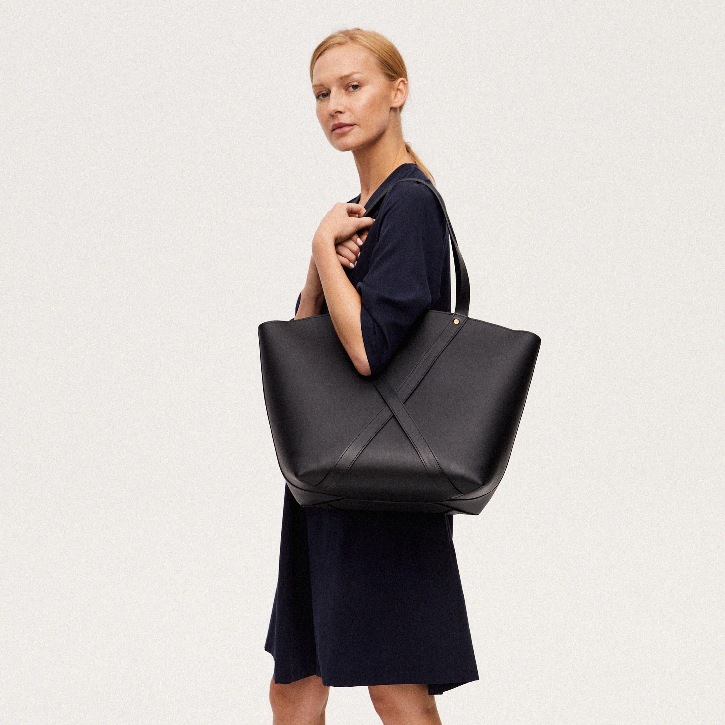Torba BONDIA Weekender Bag Black-2