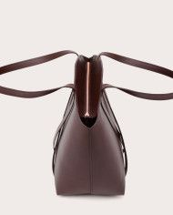 BONDIA Shopper Bag Dark Chocolate-4