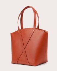 BONDIA Weekender Bag Cognac-3