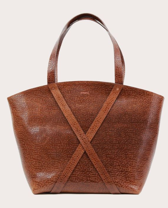 BONDIA Weekender Bag Mosaic Brown-1