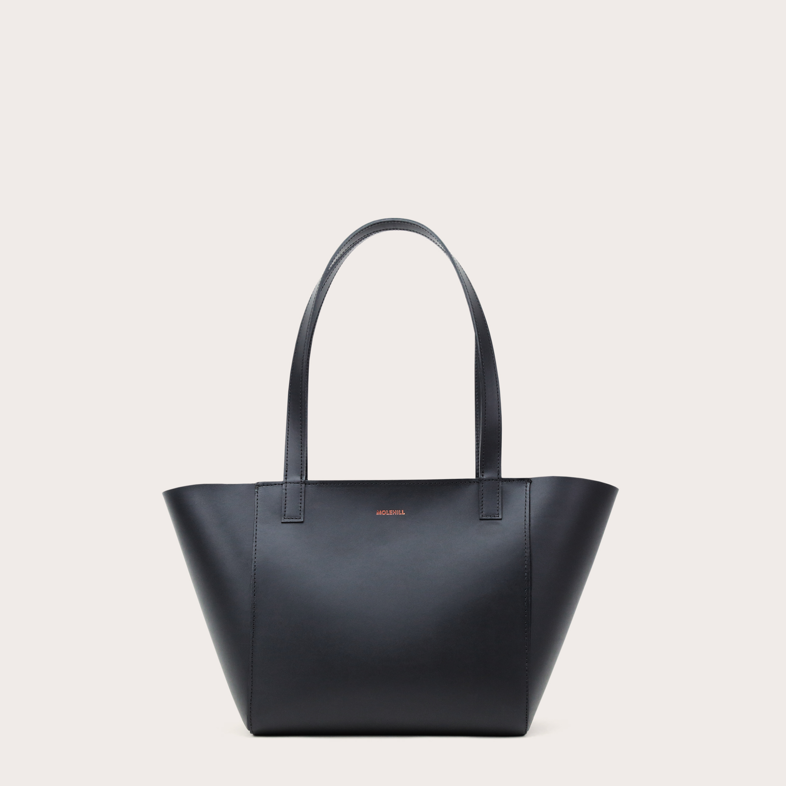 Torba ESTE Regular Zip Shopper Bag Black-1